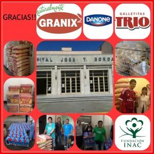 campaña alimentos